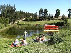 Lagoa natural