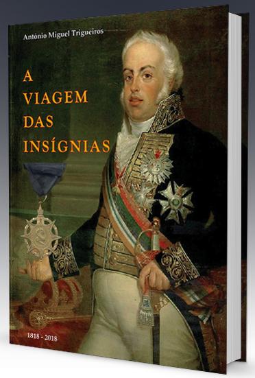 Capa do livro INSIGNIAS