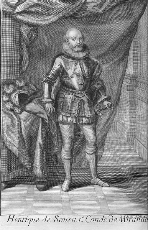 Primeiro conde de Miranda
