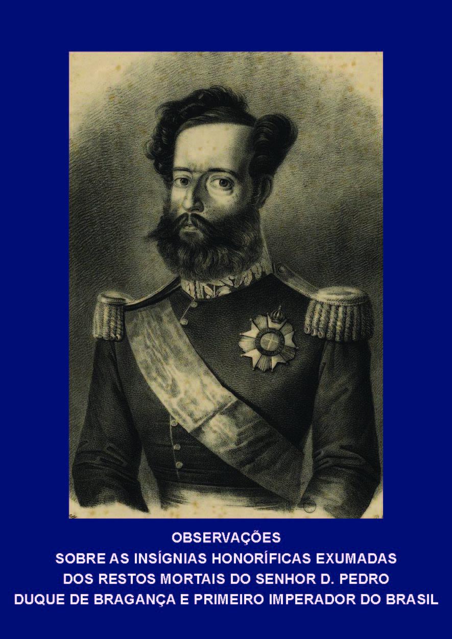 Retrato de D. Pedro em Junho de 1833