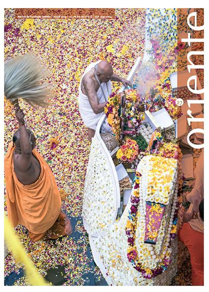 Capa revista Oriente 27