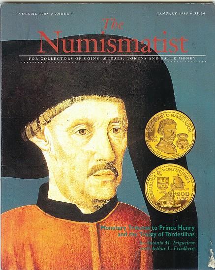 The Numismatist 1995
