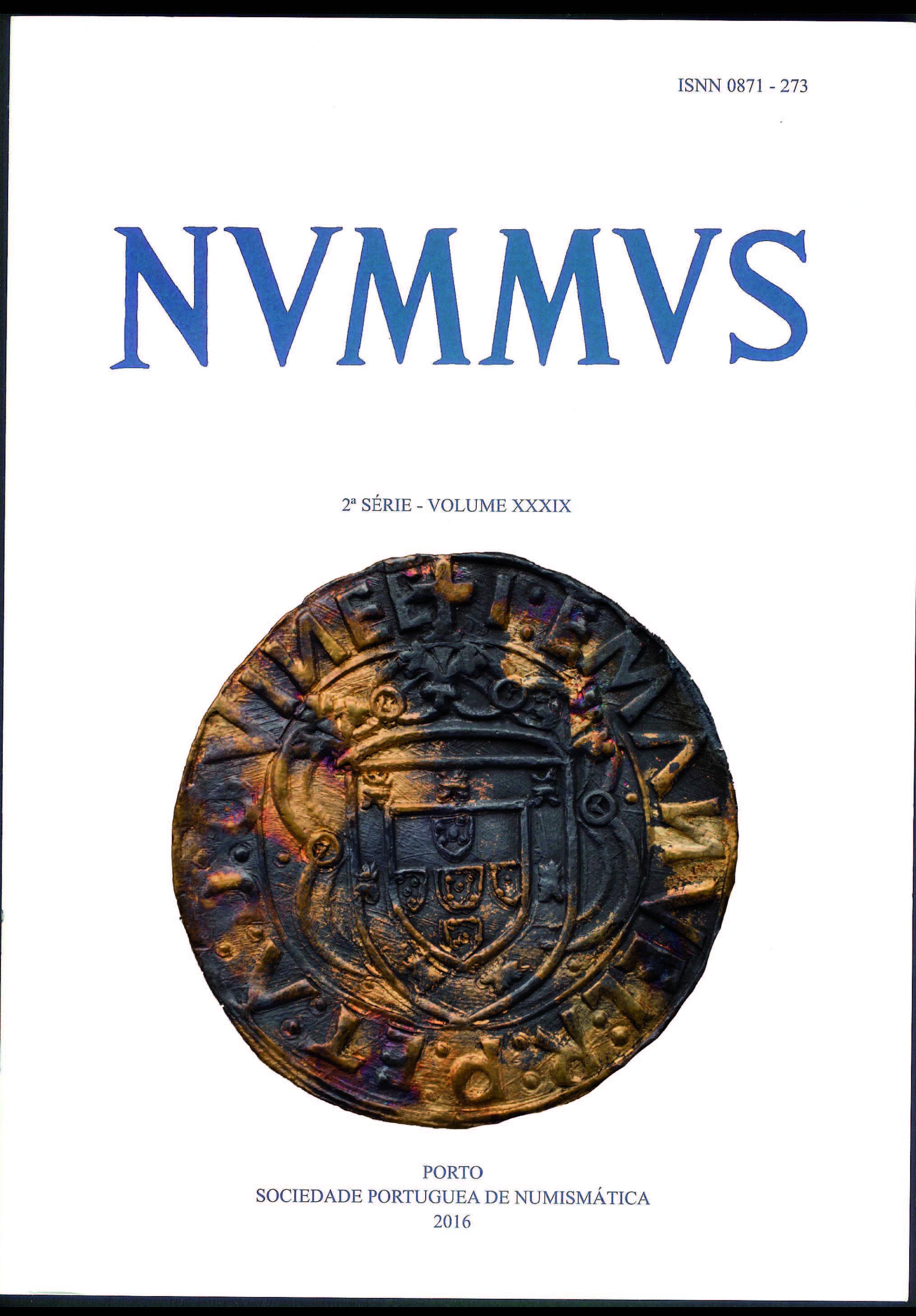 Capa Nummus Cruzados
