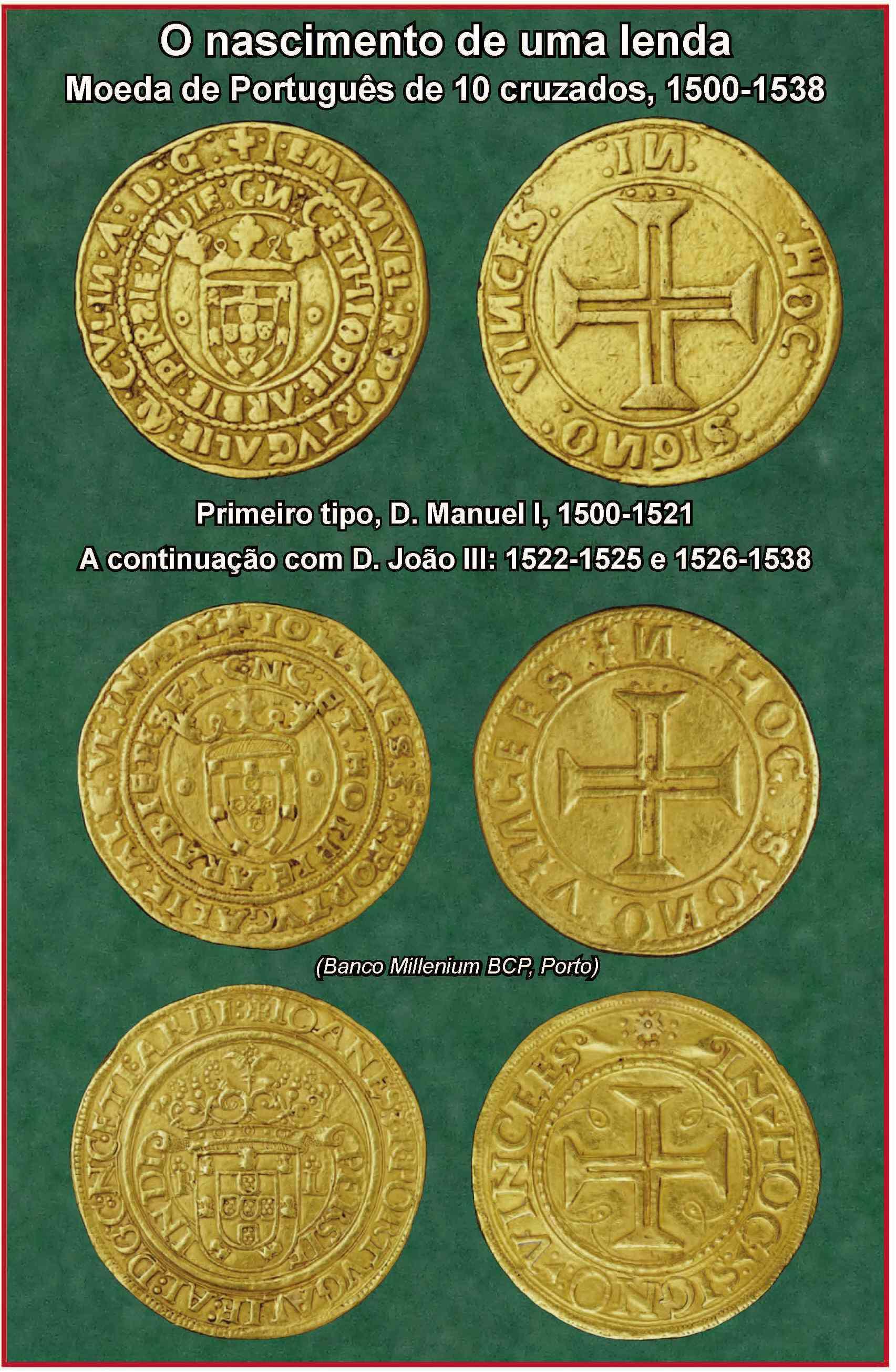 Portugueses de ouro