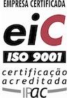 Empresa Certificada eiC iso 9001