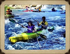 Descidas no Rio Nabão;Descida; kayak; zezere;Tejo; Nabão; Mondego; canoa; aventura; esquimotagem; caiaque; passeios; pedestres; caminhadas; formação; pagaia; descidas; rio; montanhismo; orientação; rapel; slide; rappel
